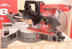 Milwaukee M18 Fuel 7-1/4""